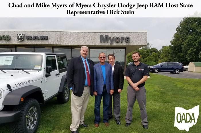 Myers CDJR Dick Stein