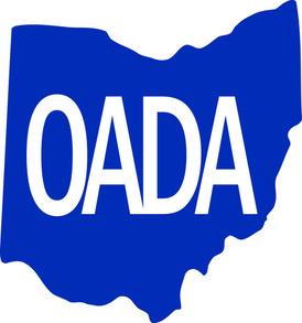 OADA blue logo