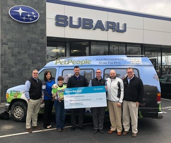 byers airport subaru share the love