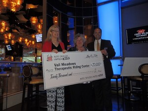 Vail Meadows Therapeutic Riding Center receives $20,000 from ADUK