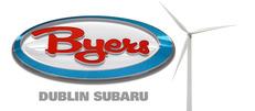 byers dublin subaru logo